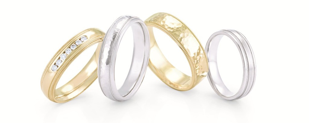 Wedding Rings Donna Jewelry Co