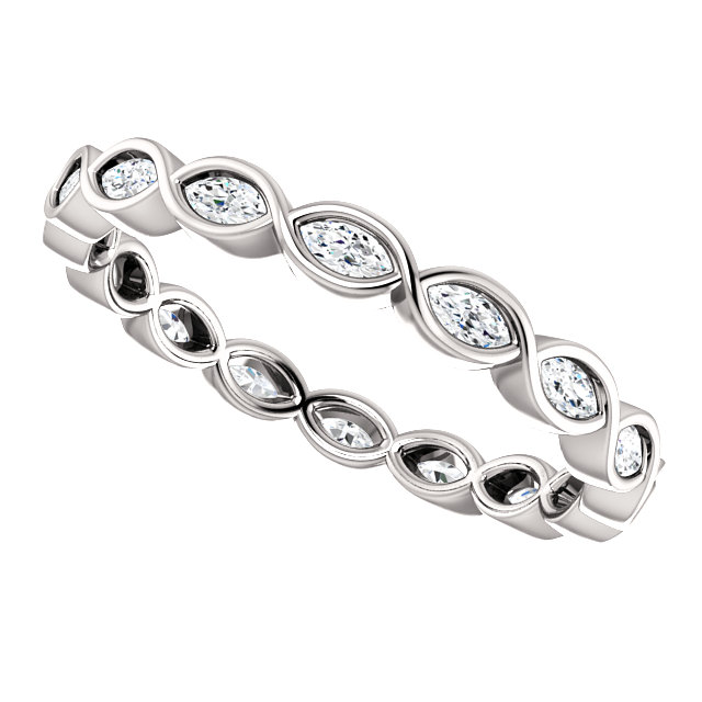eternity band katie diamond jewelry products bezel set bands grande