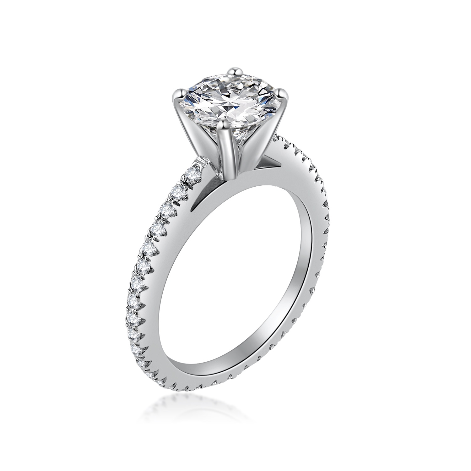 jaffe eternity princess house diamond product a round engagement anniversary ring alexis metropolitan band and bands